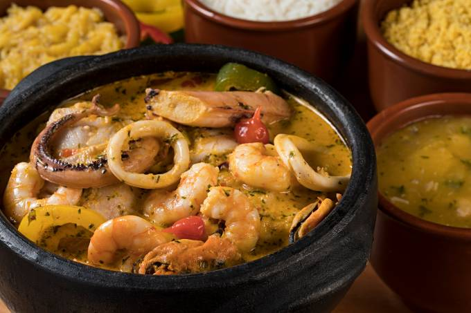 Curi Cozinha Brasileira; moqueca