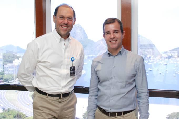 Daniel Tabak e Mauricio Rubinstein 1