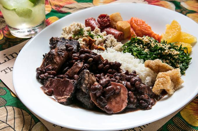 Feijoada_Bistrô The Line