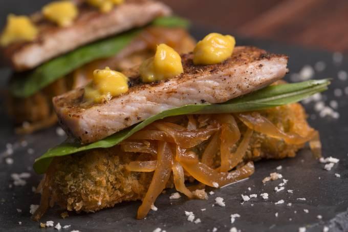 Joe's Pub – Sushi de Porco