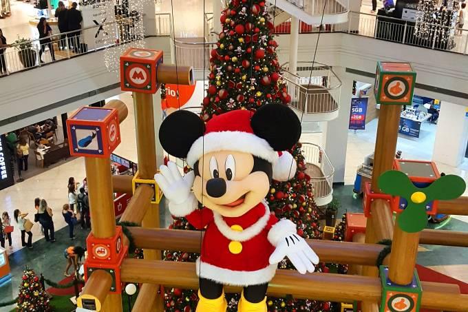 Natal do Mickey_Plaza Shopping Niterói 09