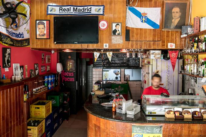 Bar Madrid