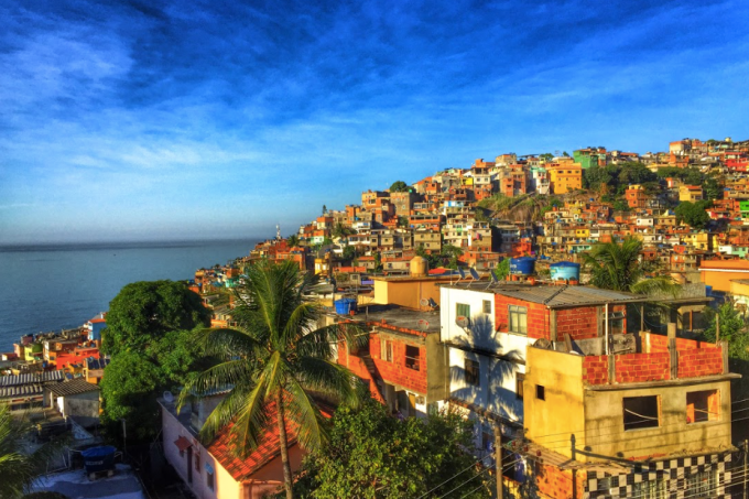 Rio em Contraste