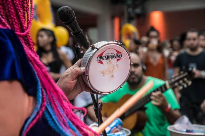 Rodas de Samba