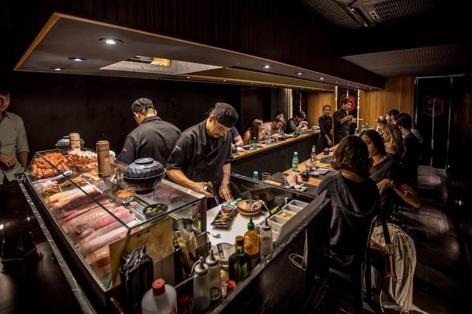 Let'Sushi Izakaya: ambiente charmoso e bons petiscos japoneses