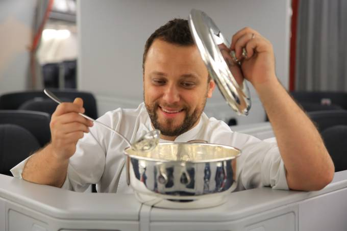 chef Thomas Troisgros