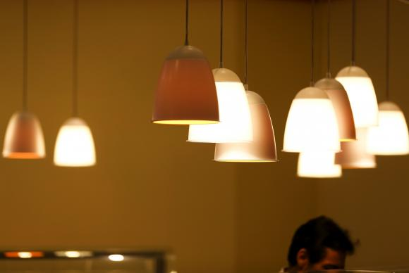 lâmpadas luz