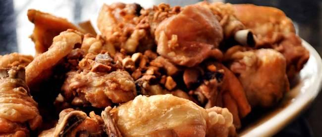 frango à passaralho - manoel & juaquim