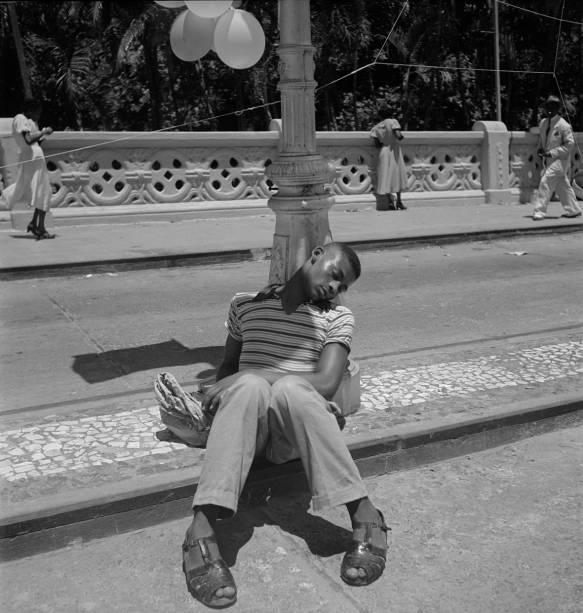 Salvador (Bahia), década de 50