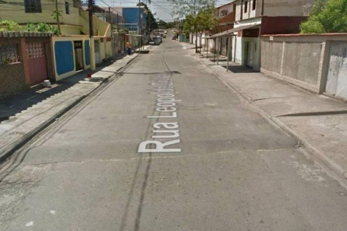 Policial baleado Campo Grande