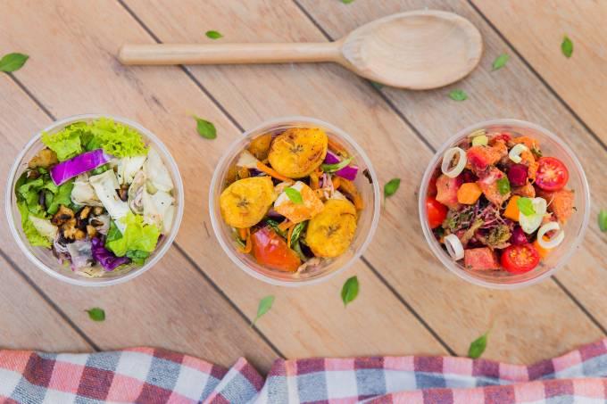 DoJour; saladas