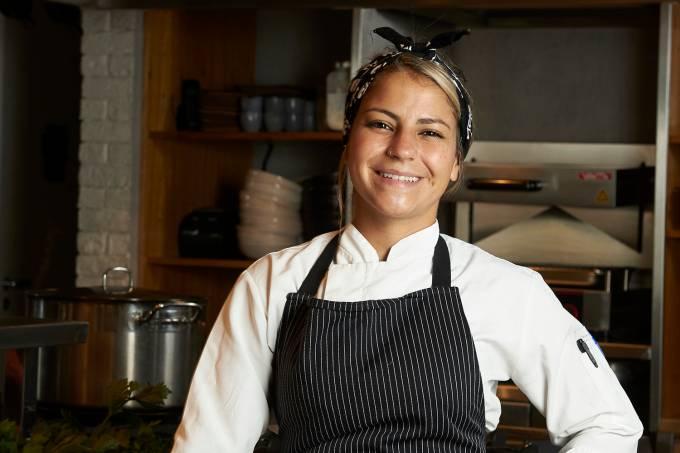 Chef Jéssica Trindade