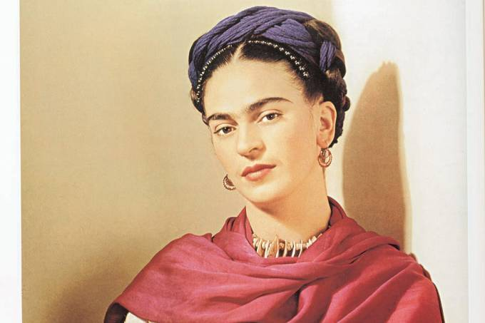 Frida Kahlo, artista plástica mexicana.