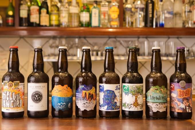 Le Vin Bistro_cervejas