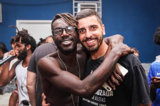 Jonathan Azevedo e Luiz Amaral_