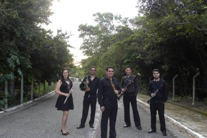 Quinteto Parambuco