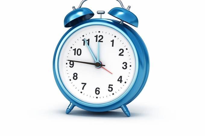 alarme relógio