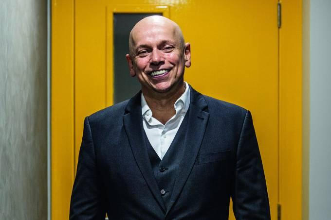 O historiador e filósofo Leandro Karnal, professor da Unicamp.