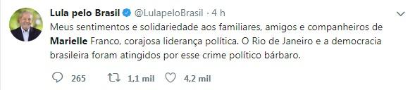 Luiz Inácio Lulada Silva, ex-presidente do Brasil
