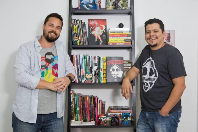 Gabriel Wainer e Luciano Cunha