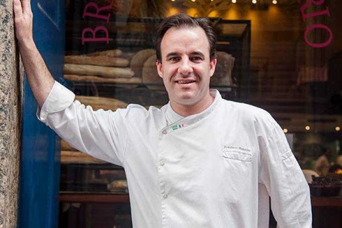 Chef Frederic Monnier
