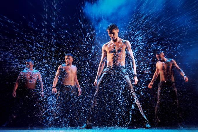 Dancing The rain Divulgação (3)