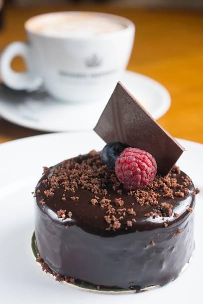 Entremet de chocolate: dica dioce