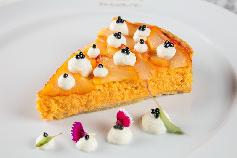 Cheesecake de hadoque: ótima dica de entrada