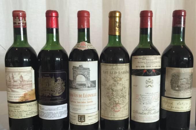 CAPA Bordeaux 1959 Marcelo Copello