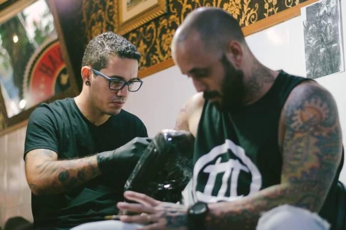 Carioca Tattoo Festival foto 2