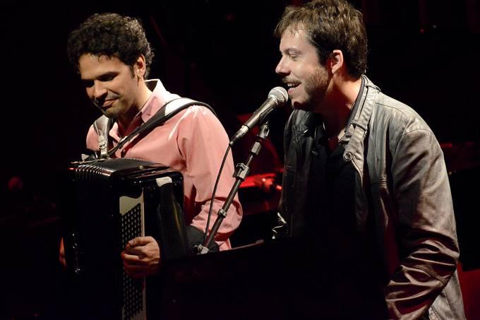 Marcelo Caldi e João Cavalcanti