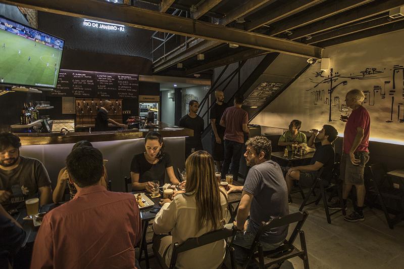 Beer House 57: antigo Metrópole repaginado