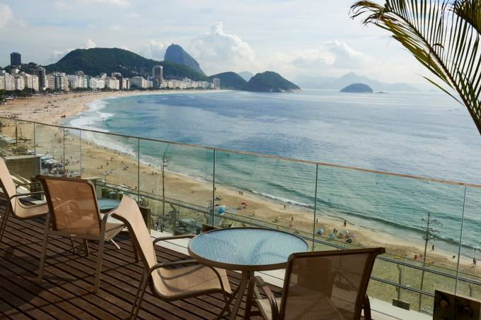 Grand Mercure Copacabana