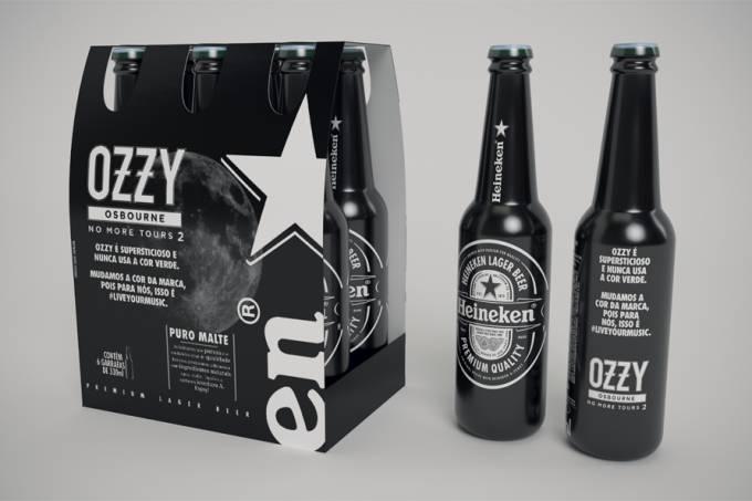 Heineken Ozzy Osbourne