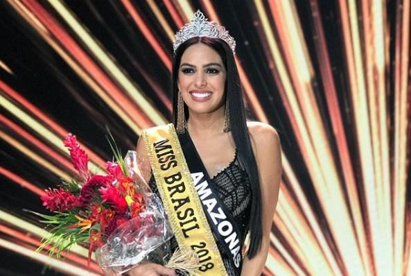 miss brasil 2018 amazonas