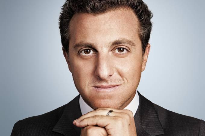 Luciano Huck, apresentador da Rede Globo.