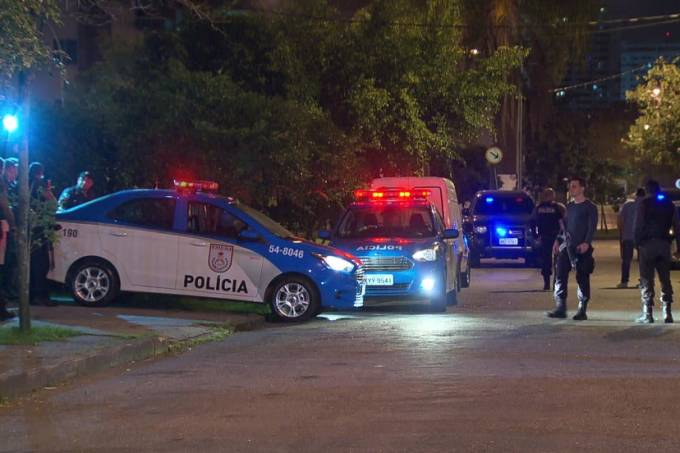 Policial Assassinado / Polícia