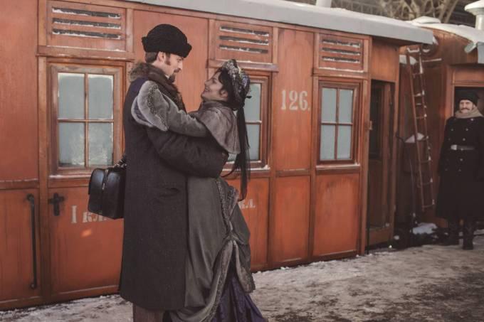 Anna Karenina — A História de Vronsky