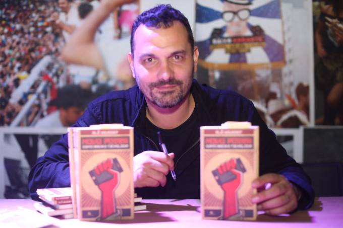 Ale Youssef – lançamento livro
