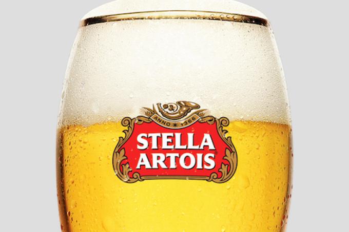 Cálice Stella Artois