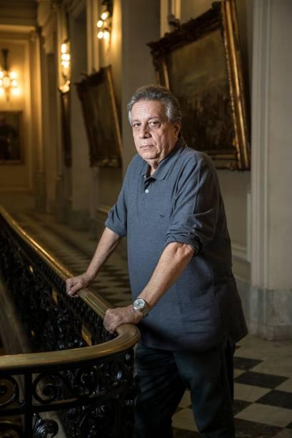 """Paulo Pinheiro, vereador:""""O Crivella é o fantasma do próprio governo dele. Quando aparece, assusta"""""""