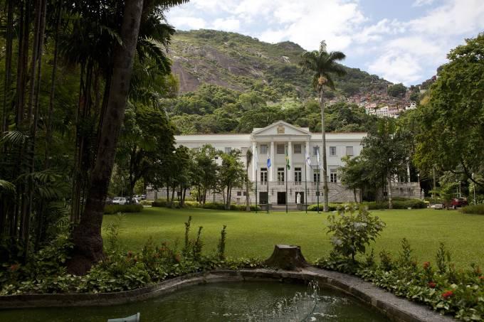 Subject: City hall (prefecture) of Rio de Janeiro city / Place: Botafogo – Rio de Janeiro city – Brazil / Date: 2011
