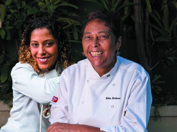 Katia Barbosa e Bianca Barbosa
