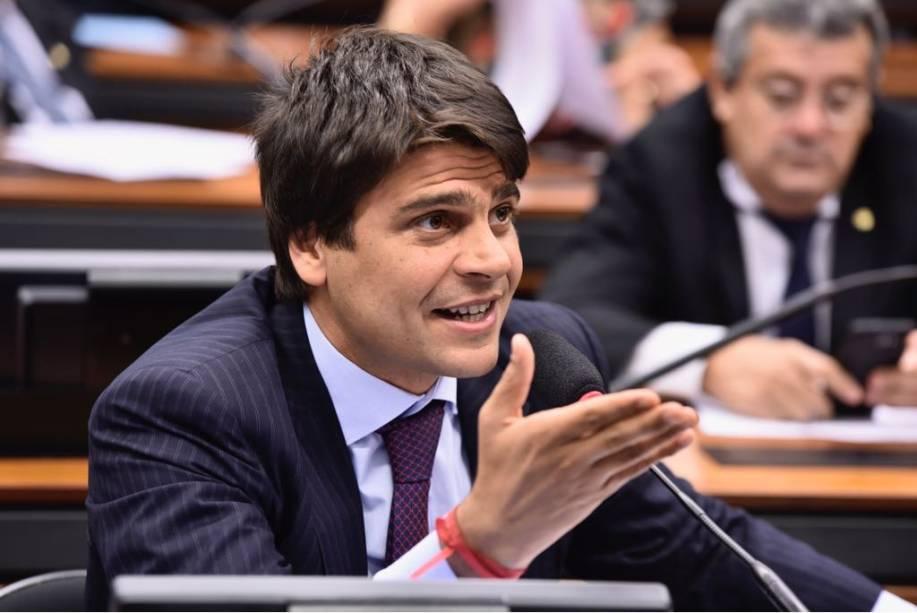 """Pedro Paulo, deputado federal:""""Desde 2002, ele vem se preparando para ganhar a eleição, mas não para governar"""""""