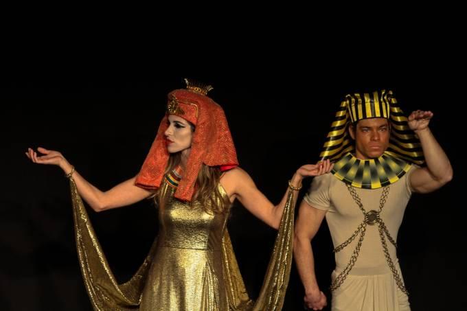 Agito no Egito