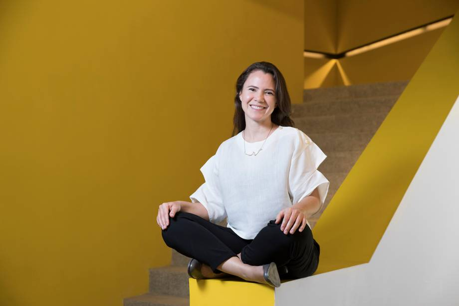 De Atlanta para o Rio: ex-chefe da consultoria global de inovação MJV, Maria Isabel Oschery coordena o conteúdo