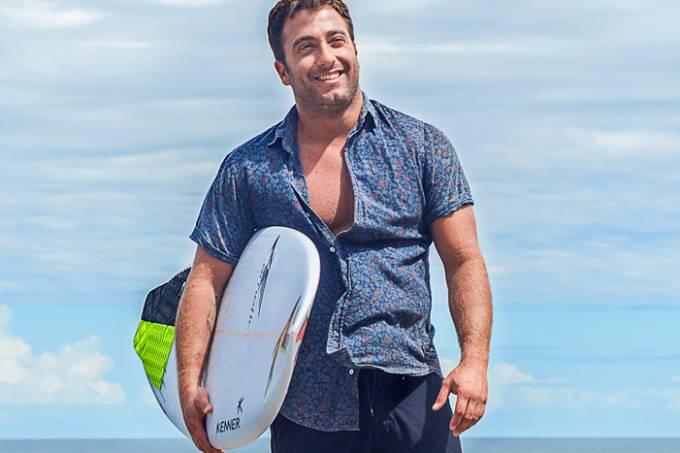 surfista felipe cesarano