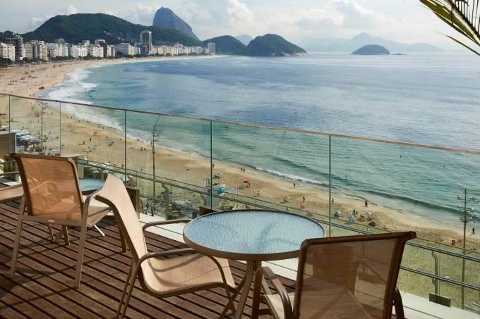 Grand Mercure Rio de Janeiro Copacabana