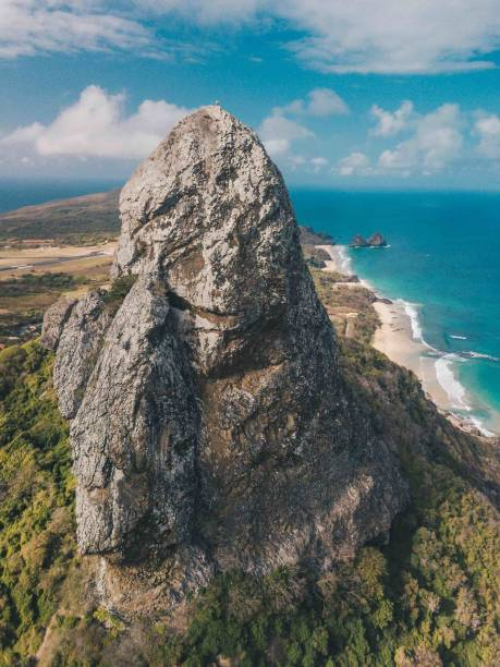 Morro do Pico, Fernando de Noronha