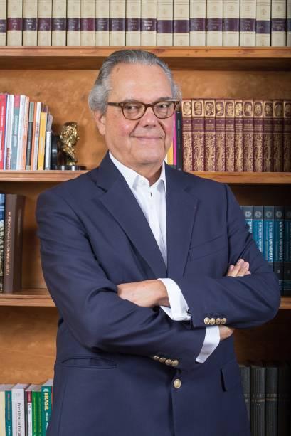 Eduardo Eugenio Gouvêa Vieira, presidente da Firjan: a multiplicidade como pilar da inovação
